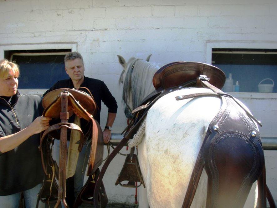 Pferde verändern sich, gelegentliche Kontrolle ist unverzichtbar