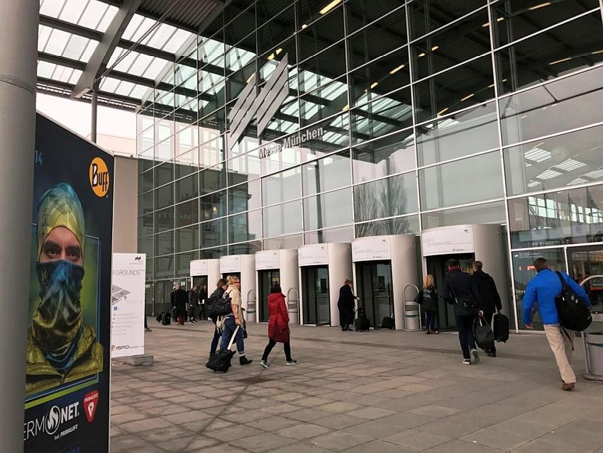 Die Messe München setzt während der Sportmesse ispo auf kreative Neuheiten