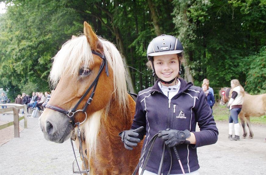 Isländer zeigen sich als universelle Pferde für Sport und Spaß