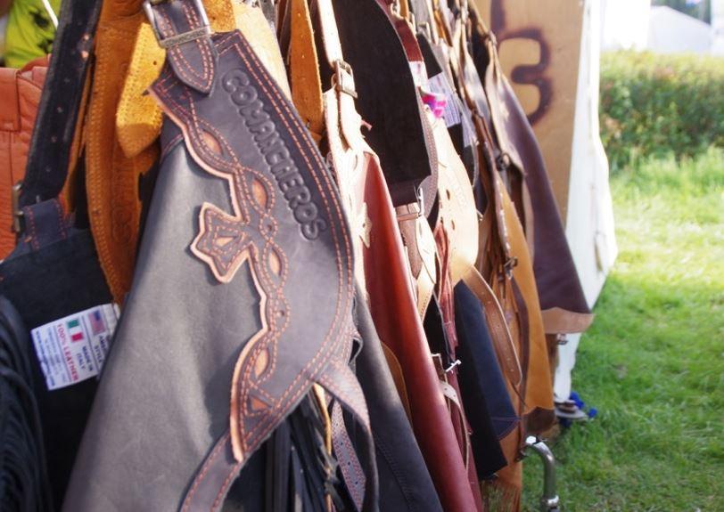 Sonderprogramm im Westernstyle erwartet den Equitanabesucher
